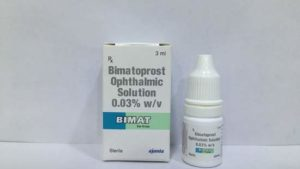 bimat is a generic bimatoprost 0.03 alternative to careprost eyelash serum