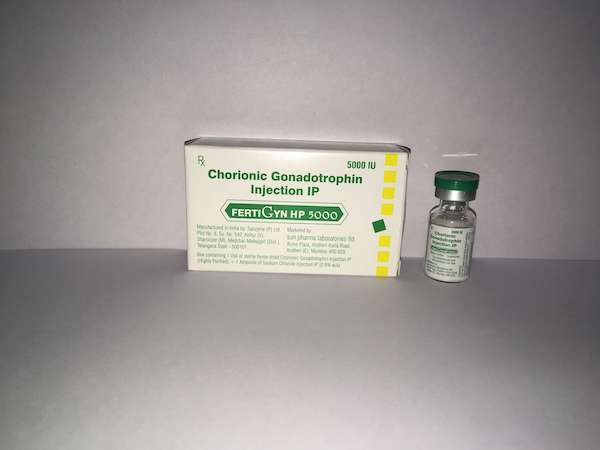 Fertigyn 5000 the most trusted hcg injection available in the market is now available online at AllGenericcure