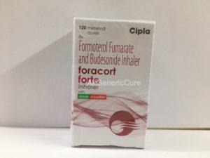 Buy Foracort Forte Inhaler Budesonide Formoterol inhaler online