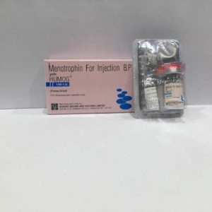 Menotropin injection the best selling Menotropin hmg 150 and Mentropin 75 iu now available