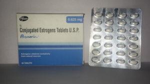 Premarin Conjugated Estrogen Cream