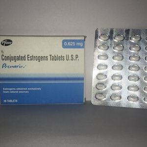 conjugated estrogen tablet , premarin tablet , estrogen tablet, post menopausal tablet