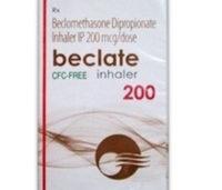 Beclate Inhaler (Beclometasone inhaler) 200 mdi