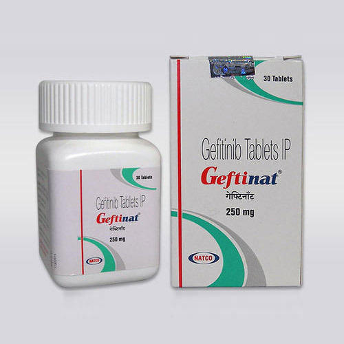 geftinat 250 mg (gefitinib tablet)
