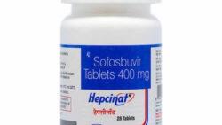 sofosbuvir 400 mg (generic for Sovaldi)