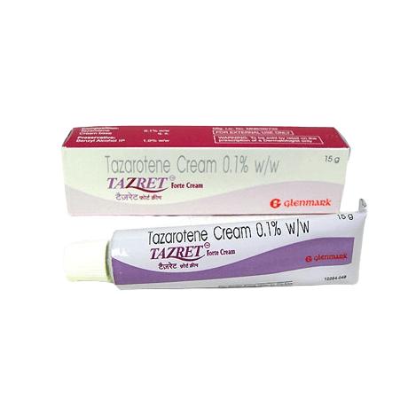Buy Tazarotene Cream Online | Tazret Forte cream - AllGenericcure