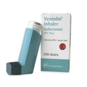 Ventorlin inhaler (go for Asthalin inhaler) as alternative