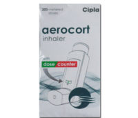 Aerocort Inhaler Buy Online Beclomethasone Dipropionate and Levosalbutamol sulphate inhaler