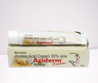 Buy Aziderm Cream 20 Azelaic Acid 10 online