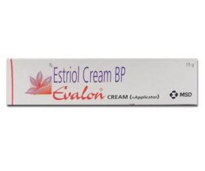 Buy Evalon cream online Estriol 1mg cream