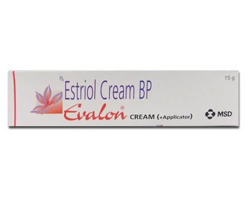 Buy Evalon cream online Estriol 1mg cream