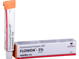 Buy Flonida Cream 5% for Warts Fluorouracil cream 5 for warts online