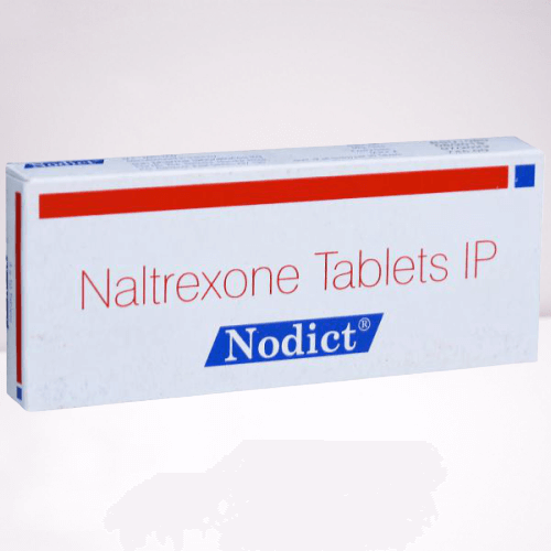 Buy Nodict online Naltrexone 50 mg tablet