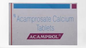 Buy Acamprol   Generic Acamprosate 333 mg