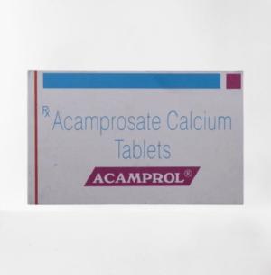 Buy Acamprol | Generic Acamprosate 333 mg