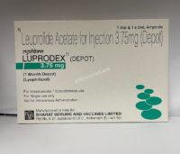 leuprolide luprodex 3.75 mg online